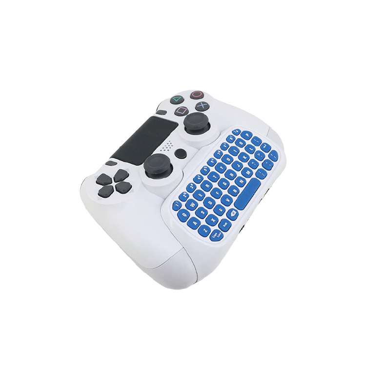 PS4 Controller Keyboard (glacier white)  TP4-022W
