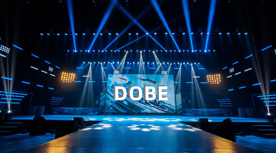 DOBE live stream coming soon, Very wonderful do not miss.